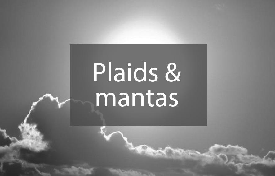 Plaids & mantas